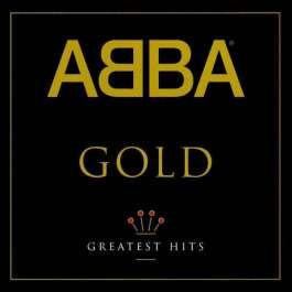 Gold - Coloured Abba