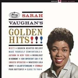 Golden Hits Vaughan Sarah