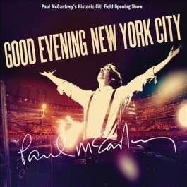 Good Evening New York City McCartney Paul