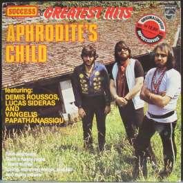 Greatest Hits Aphrodite's Child