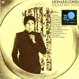 Greatest Hits Cohen Leonard