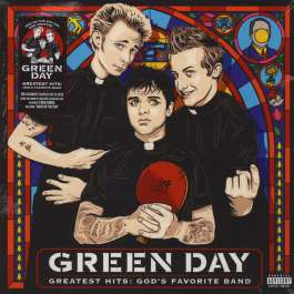 Greatest Hits: God's Favorite Band Green Day