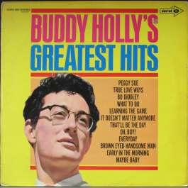 Greatest Hits Holly Buddy