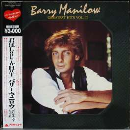 Greatest Hits Vol. II Barry Manilow