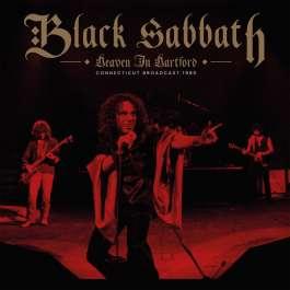 Heaven In Hartford Black Sabbath