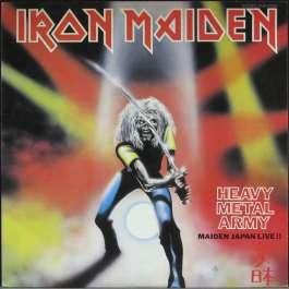 Heavy Metal Army Iron Maiden