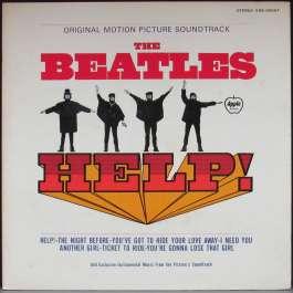 Help! Original Motion Picture Soundtrack Beatles
