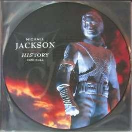History Continues Jackson Michael
