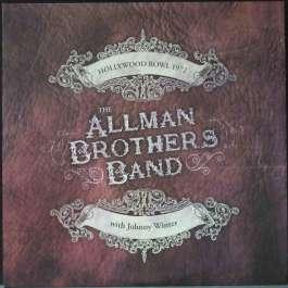 Hollywood Bowl 1972 Allman Brothers Band