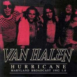 Hurricane Maryland Broadcast 1982 1.0 Van Halen