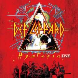 Hysteria Live Def Leppard