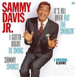 I Gotta Right To Swing/It's All Over But The Swingin'Sammy Swing Davis Sammy Jr.