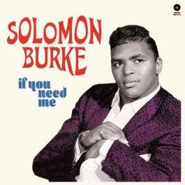If You Need Me Burke Solomon