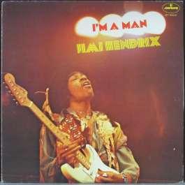 I'm A Man Hendrix Jimi