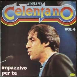 Impazzivo Per Te - Vol. 4 Celentano Adriano