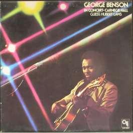 In Concert - Carnegie Hall Benson George