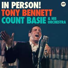 In Person ! Bennett Tony & Basie Count