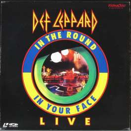 In The Round In Your Face Live Def Leppard