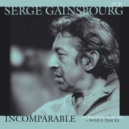Incomparable Gainsbourg Serge