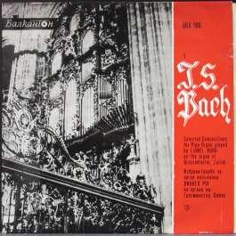 Избранные Произведения Для Органа 1 Bach Johann Sebastian