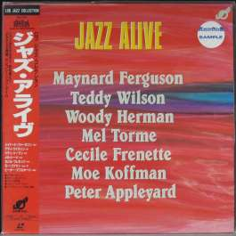 Jazz Alive Various Artists