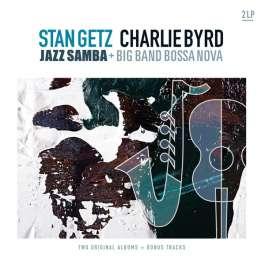 Jazz Samba/Big Band Bossa Nova Getz Stan/Byrd Charlie