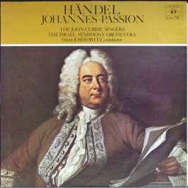 Johannes-Passion Handel George Frideric