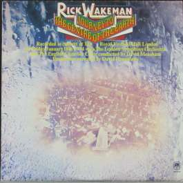 Journey To The Centre Of The Earth Wakeman Rick