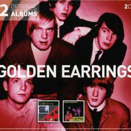 Just Earrings/Winter Harvest Golden Earrings