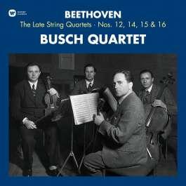 Late String Quartets Beethoven Ludwig Van