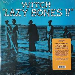 Lazy Bones Witch
