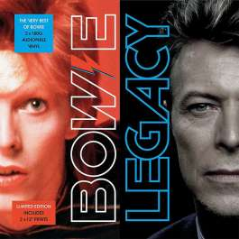 Legacy Bowie David