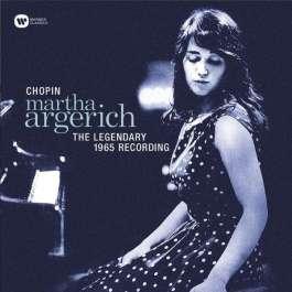 Legendary 1965 Recording - Martha Argerich Chopin Frederic