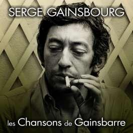Les Chansons De Gainsbarre Gainsbourg Serge