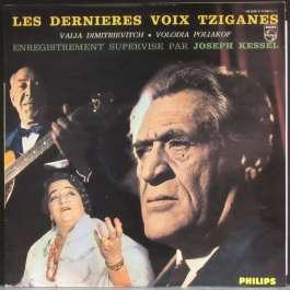 Les Dernieres Voix Tziganes Dimitrievitch Valia/Poliakof Volodia
