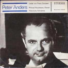 Lieder Von Franz Schubert Anders Peter