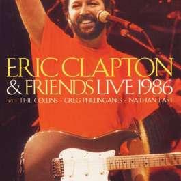 Live 1986 Clapton Eric