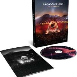 Live At Pompeii Gilmour David