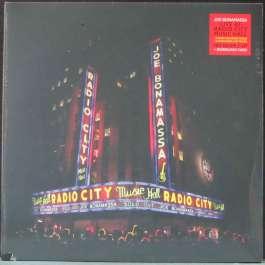 Live At Radio City Bonamassa Joe