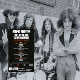 Live At The BBC & Other Transmissions Atomic Rooster