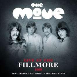 Live At The Fillmore 1969 Move