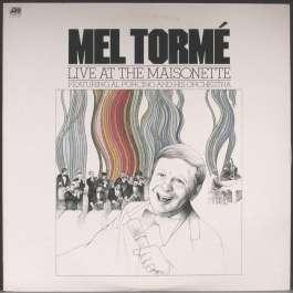 Live At The Maisonette Torme Mel