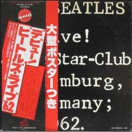 Live At The Star-Club In Hamburg Beatles