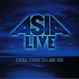 Live Central Studios 23rd June 1990 Asia
