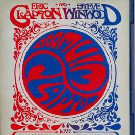 Live From Madison Square Garden Clapton Eric & Winwood Steve