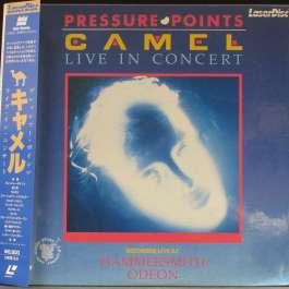 Live In Concert Pressure Points Camel