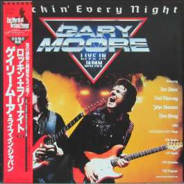 Live In Japan Moore Gary