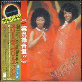 Live In Japan Three Degrees