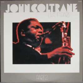 Live In Paris Part 2 Coltrane John