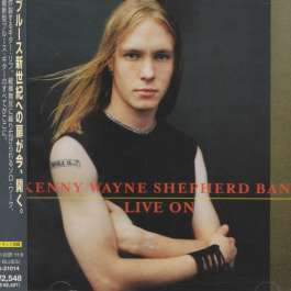 Live On Shepherd Kenny Wayne